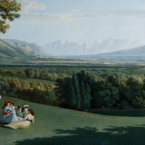 Reggia di Caserta, prima giornata europea dei Giardini storici