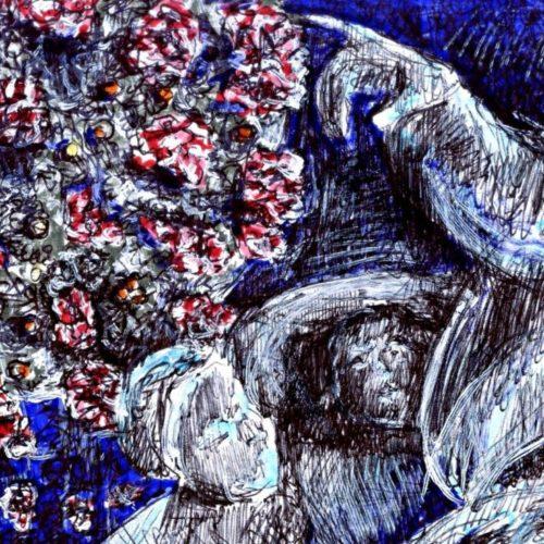 """Artepidemia, nel World Art Day c'è la """"cura"""" di Giovanni Guida"""
