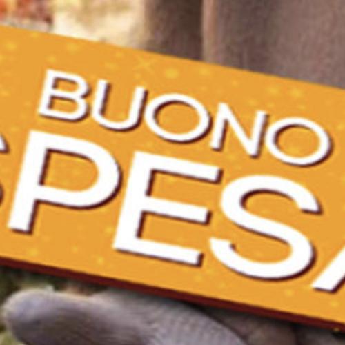 Buoni spesa Caserta, online lista dei 35 punti vendita aderenti