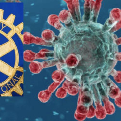 Covid-19. Solidarietà dal Rotary Club Caserta Reggia