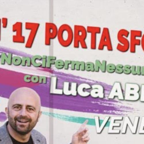 Liceo Manzoni Caserta. Venerdì il web-talk con Luca Abete