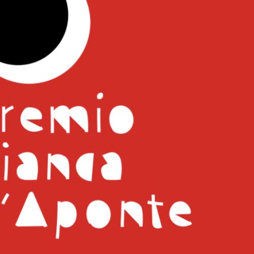 Premio d'Aponte. Bando concorso, c'è tempo fino al 28 aprile