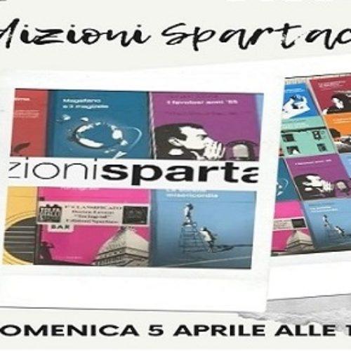 Edizioni Spartaco, l'amore per i libri viaggia su facebook