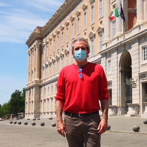 Piazza Carlo di Borbone, Confindustria Caserta farà manutenzione fino al 31 dicembre