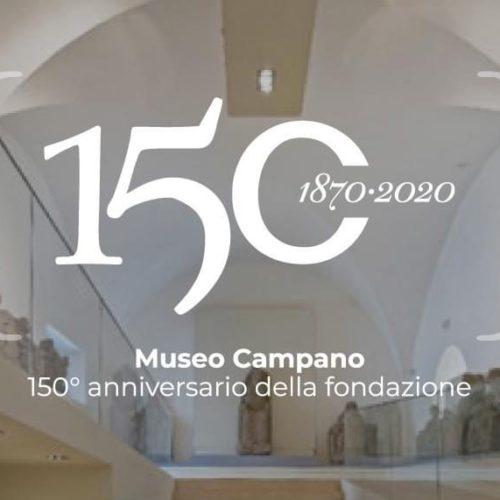 Auguri al Museo Campano, sono 150 anni dalla sua fondazione