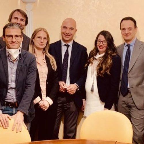Unione Giovani Commercialisti Caserta, Matrisciano presidente