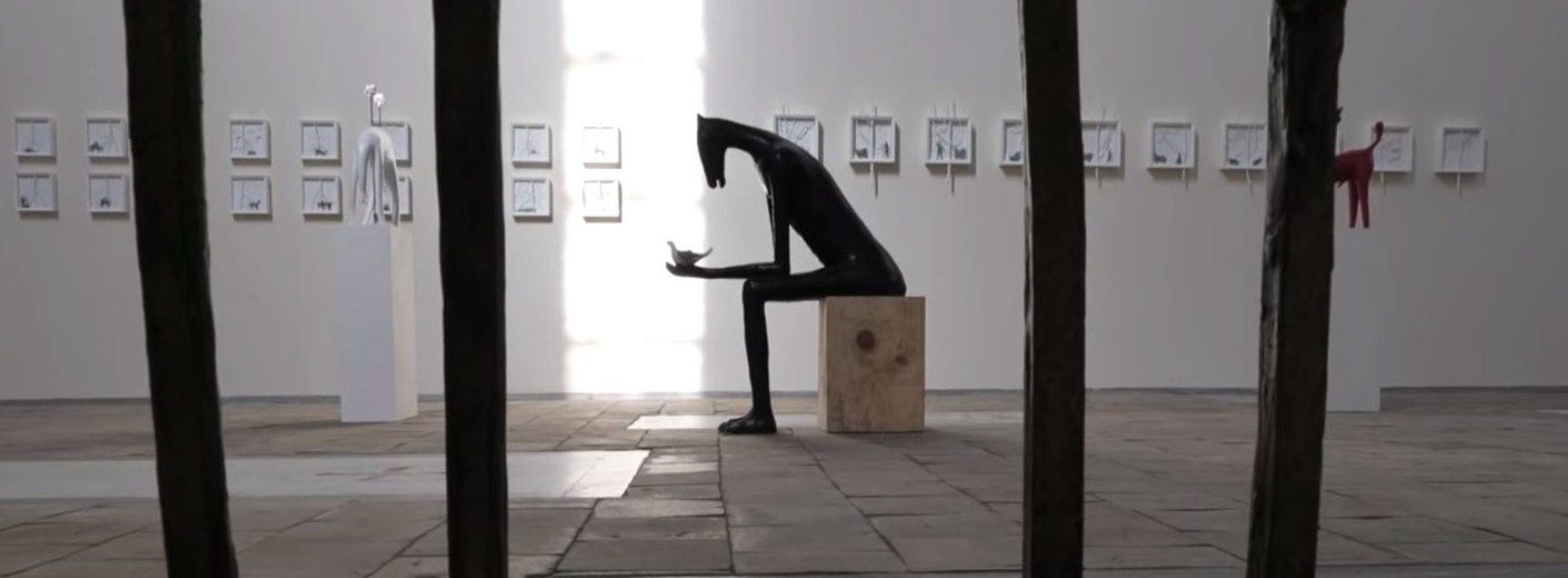 """""""Spiritus Mundi"""", la scultura secondo Runggaldier e Ciaramella"""