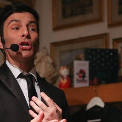 Il Teatro cerca casa riparte,  Massimo Masiello canta Viviani