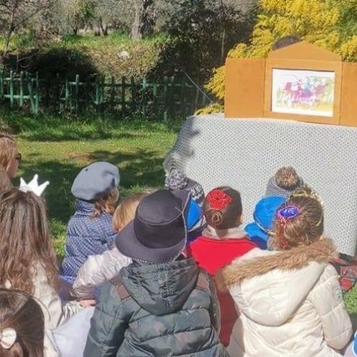 Che Storia! Il Baby Picnic Day sarà all'Escargo' Garden