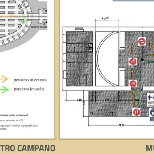 Apre il Museo dei Gladiatori, dal 2 giugno anche il virtual tour