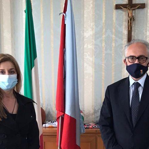 Comune Caserta, Marino chiama in giunta la preside Vairo