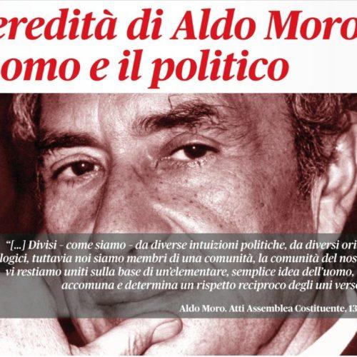L'eredità di Aldo Moro, il digital talk di Comunità Solidale Aversa