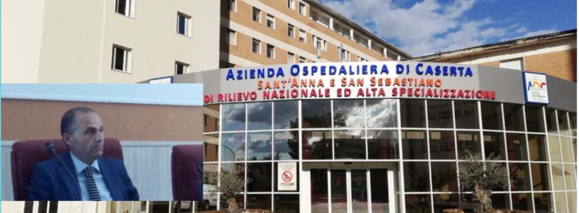 Ospedale Caserta, lettera del direttore Gubitosa ai dipendenti