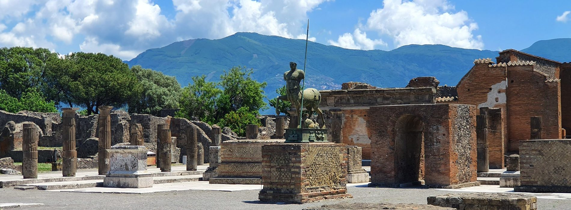 My Pompeii, ecco l'app per le visite in tutta sicurezza