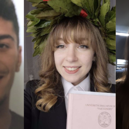 Università Parthenope, riconoscimenti dalla Francia agli studenti