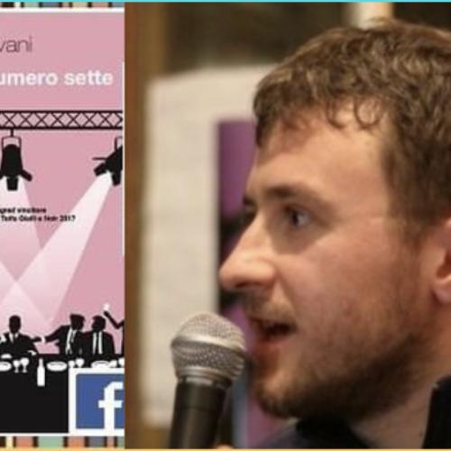 Libreria Spartaco, lo scrittore Darien Levani è l'ospite on air