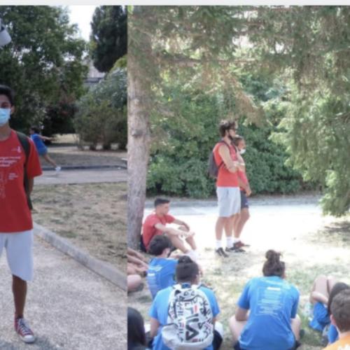Croce Rossa, la formazione ai ragazzi dell'Estate Salesiana