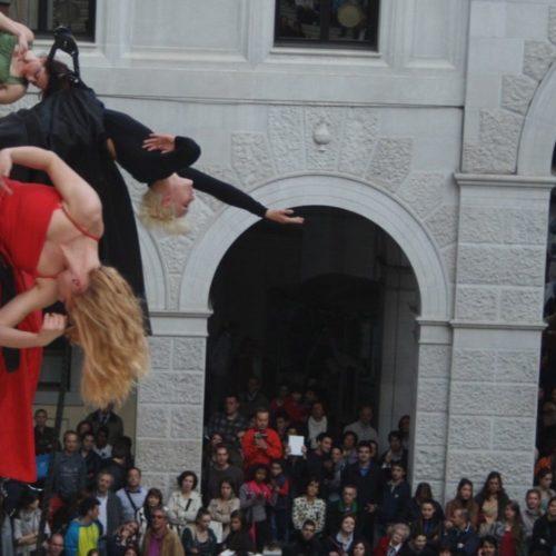 Festa del Casavecchia, il via tra danze verticali e degustazioni