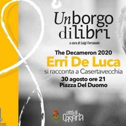 Settembre al Borgo 2020, l'anteprima è con Erri De Luca