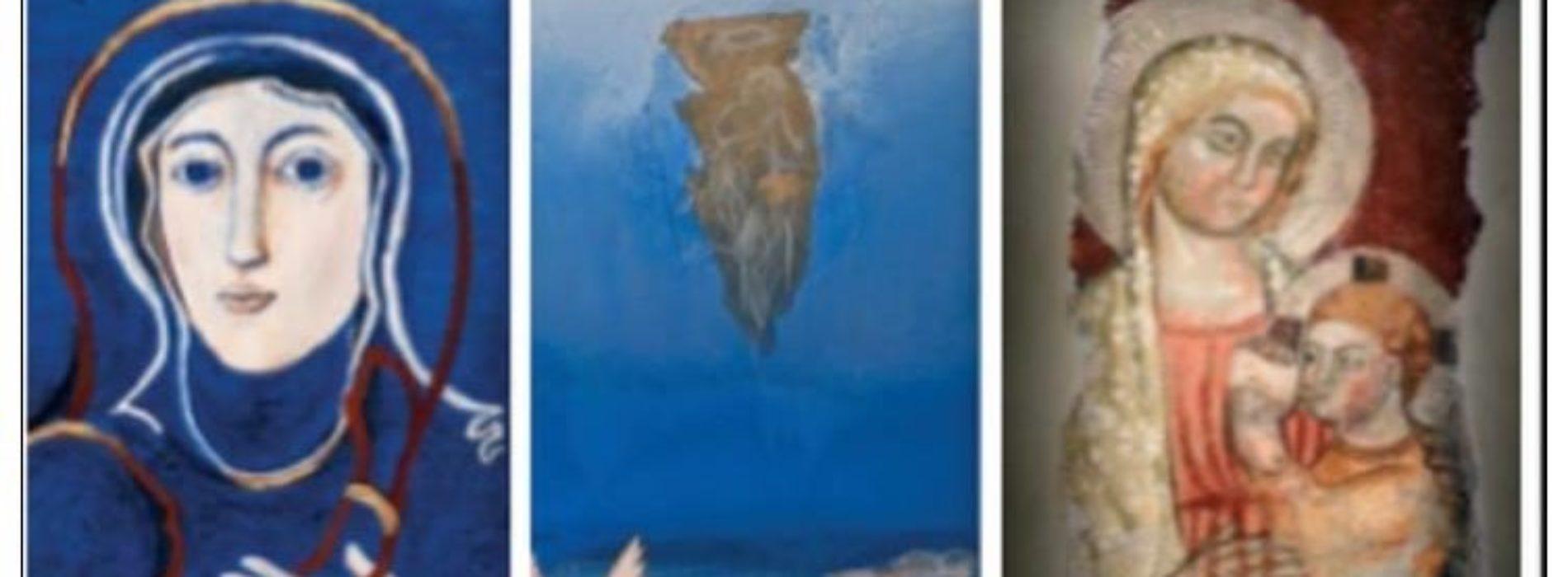 Festa dell'Assunta, i lavori degli artisti dedicati alla ricorrenza