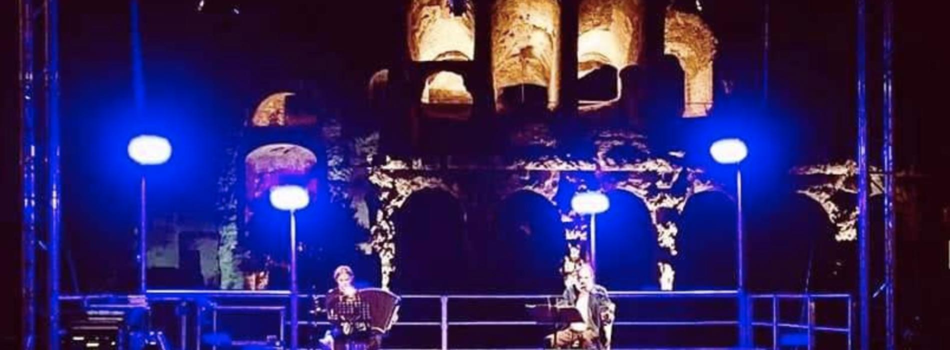 Spartacus Festival. Notte sotto le stelle con Lello Petrarca