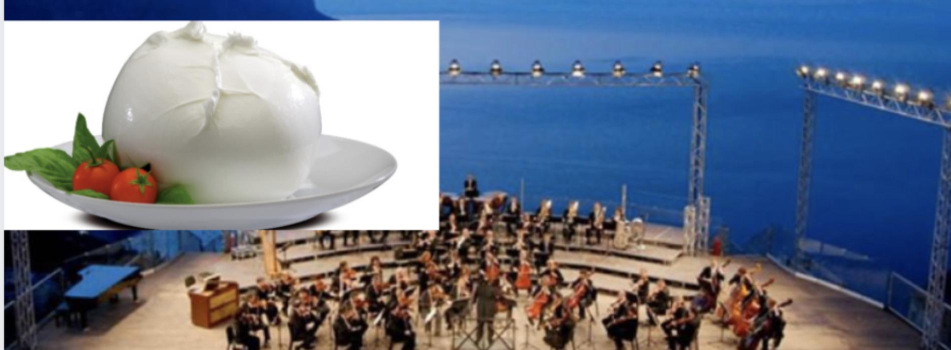 Concerto all'alba con mozzarella, Ravello coccola i suoi fans