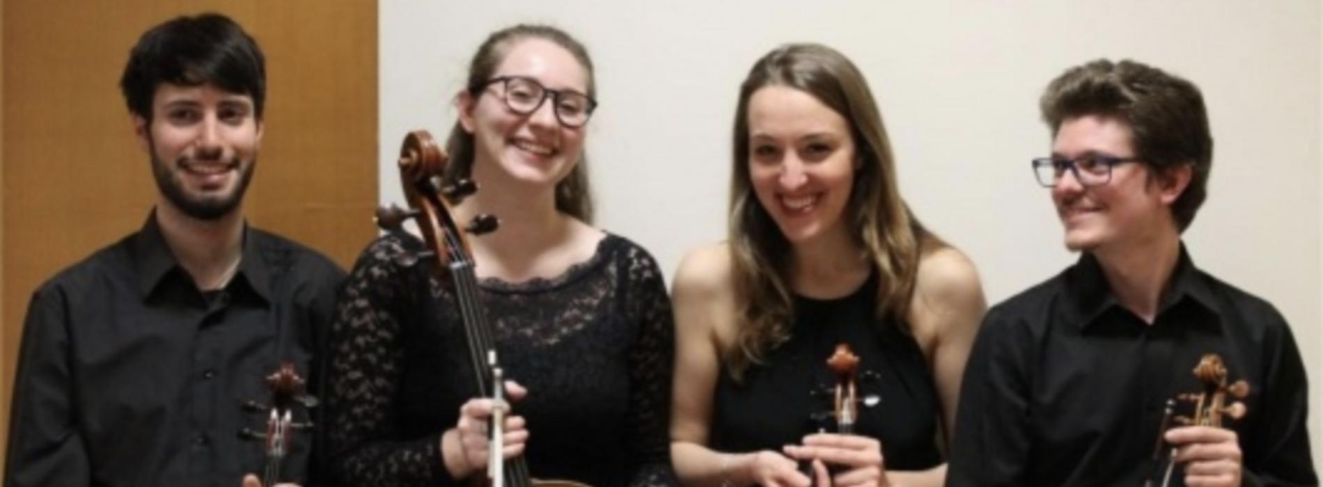Summer Concert, a Casanova di Carinola il Quartetto Eridàno
