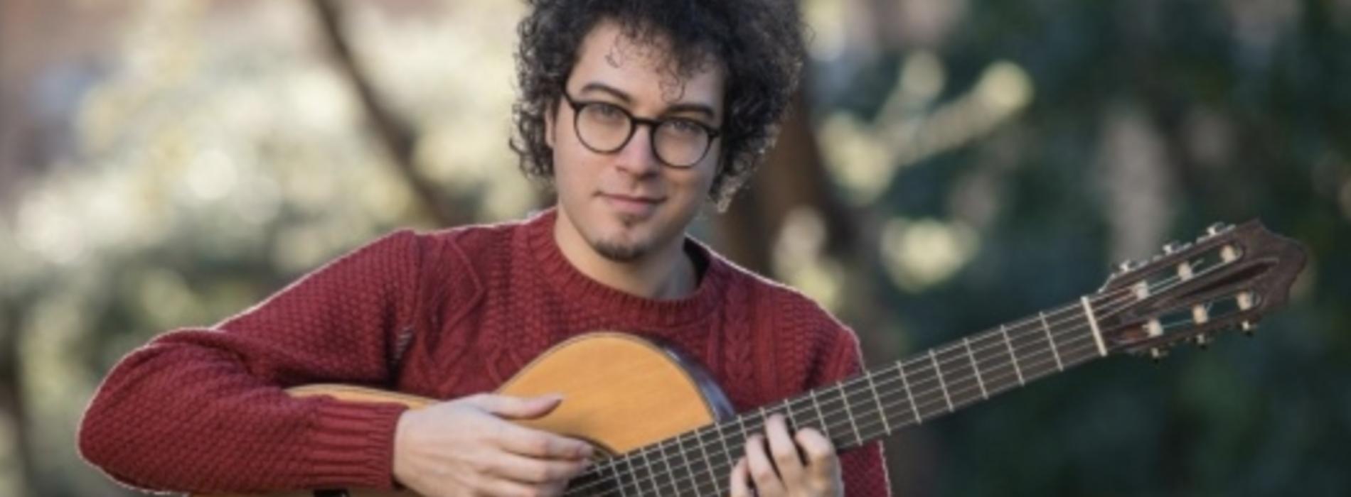 Summer Concert, a Caiazzo  la chitarra di Andrea De Vitis