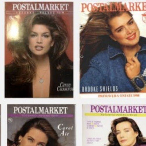 Postalmarket, torna online un'icona tutta italiana