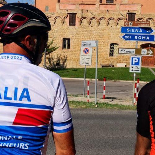 In bici da Venaria a Carditello per promuovere il Real Sito