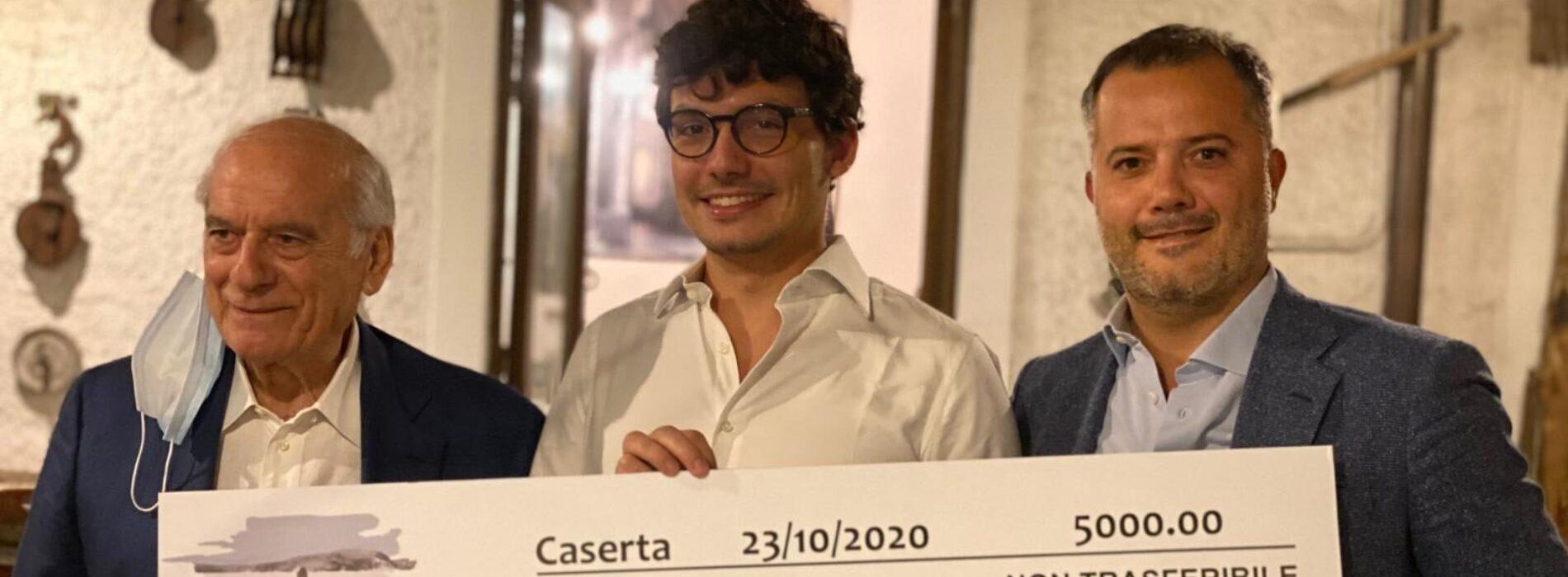 Associazione Alessandro Petteruti. Borsa di studio a Guido Ascione