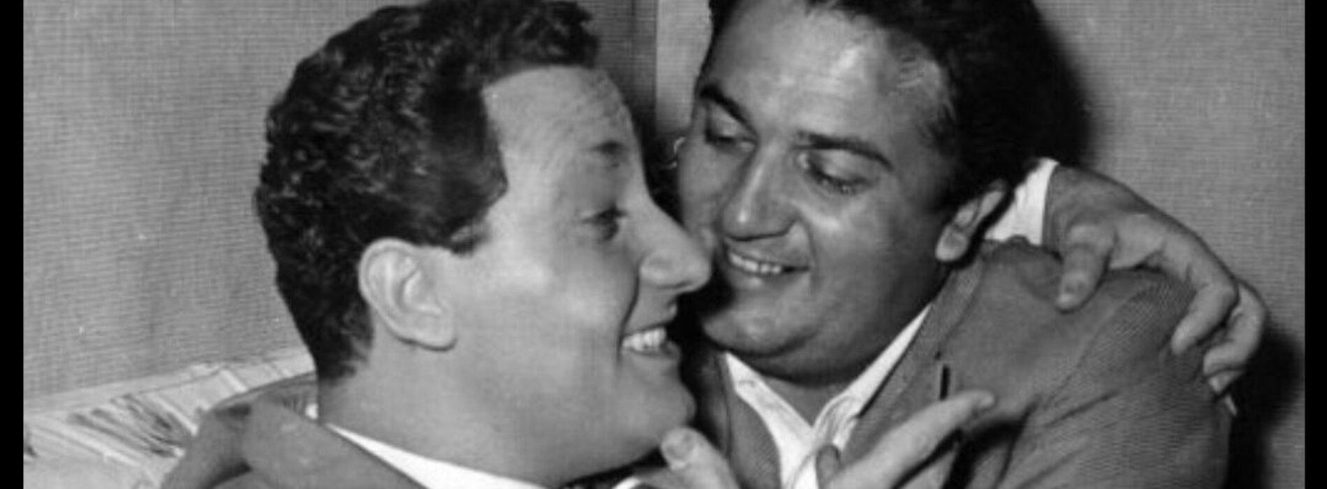 Cento anni … di magica amicizia, omaggio a Fellini e Sordi