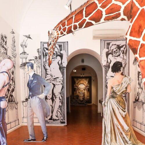 Roma. L'universo di Ignacio Goitia,  mostra all'Instituto Cervantes