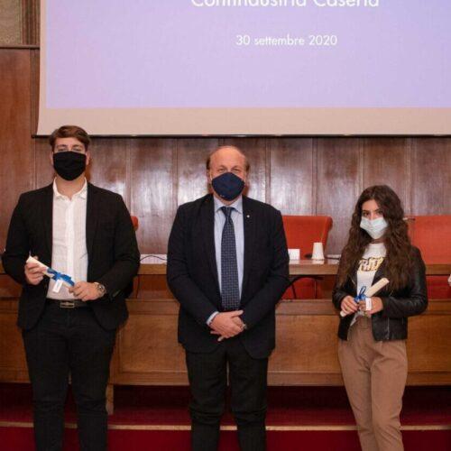 Confindustria Caserta, borse di studio per 26 giovani