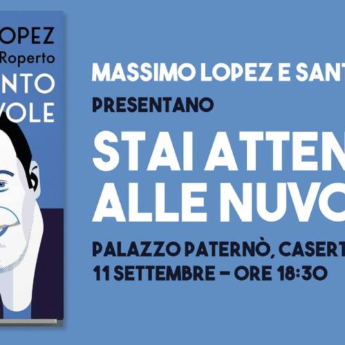 Stai attento alle nuvole, Massimo Lopez a Palazzo Paternò