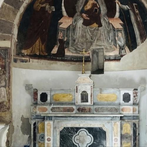 Capodrise, petizione per la Cappella di Sant'Antonio Abate