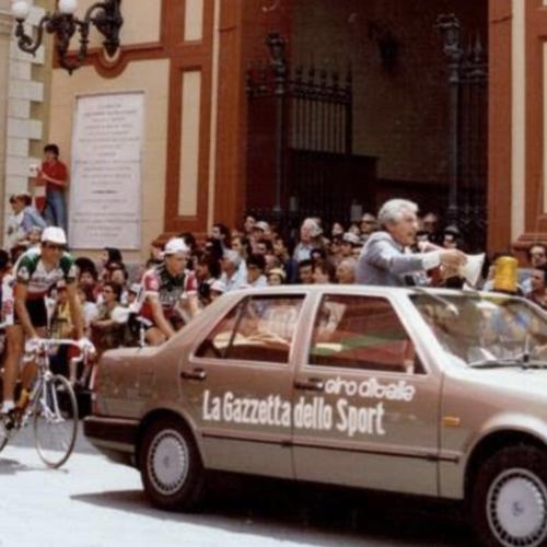 Giro d'Italia in Rosa: a Maddaloni la tappa dedicata a don Salvatore