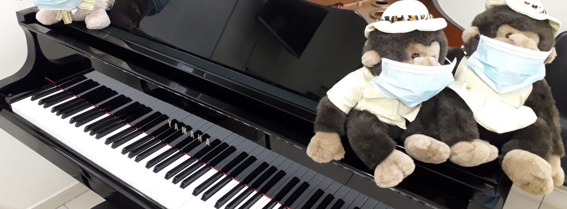 Accademia Musicale Yamaha, settembre con lezioni dimostrative
