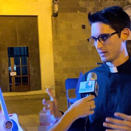 Un Borgo di Libri. Don Alberto Ravagnani, il prete youtuber