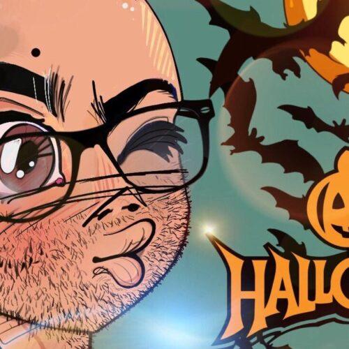 Halloween al tempo del Coronavirus, gli artisti stanno al gioco