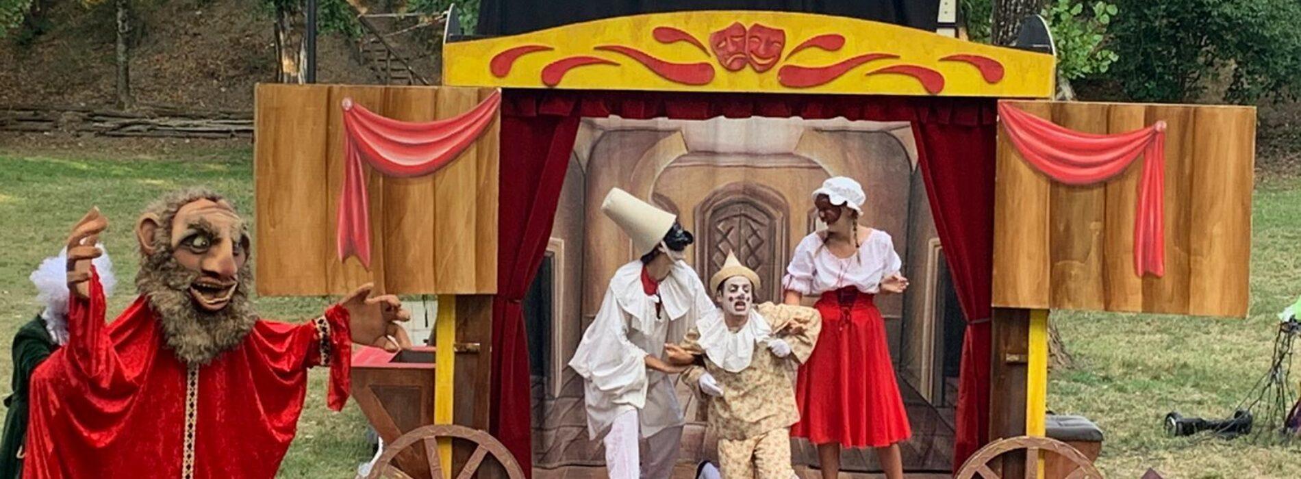 La Mansarda, all'Oasi del Bosco di San Silvestro c'è Pinocchio