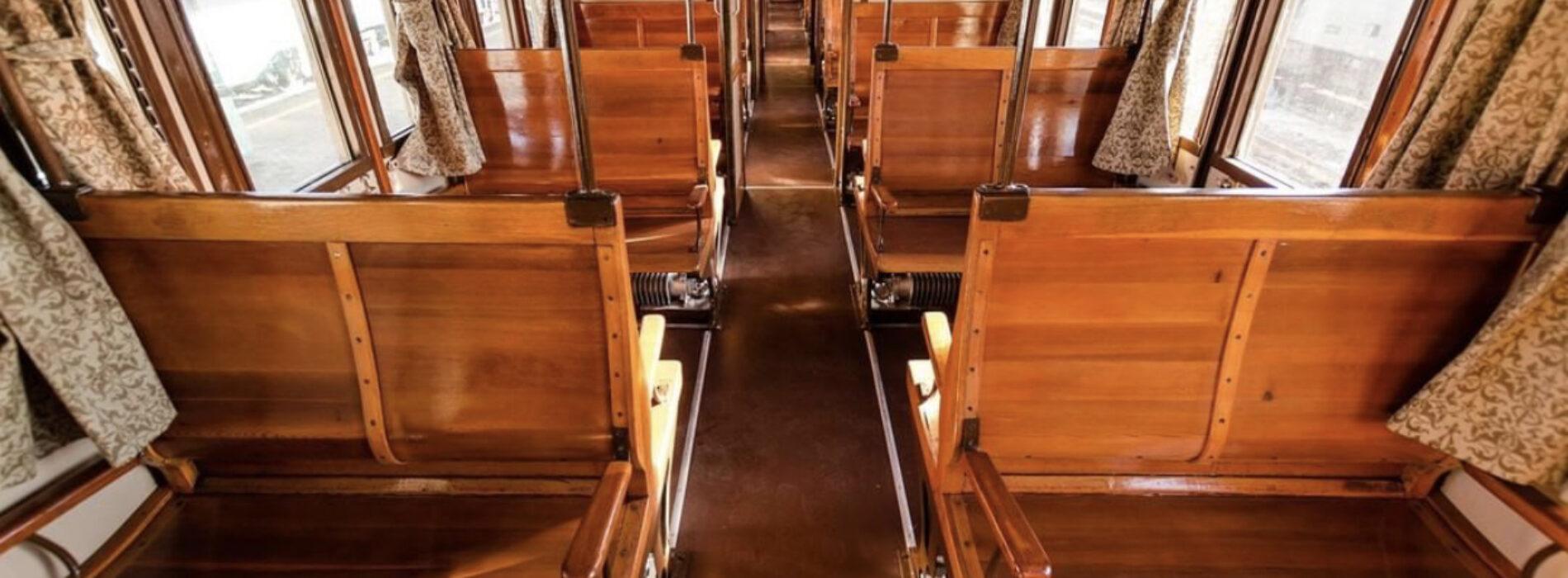 Reggia Express. Il treno storico riparte dal 18 ottobre