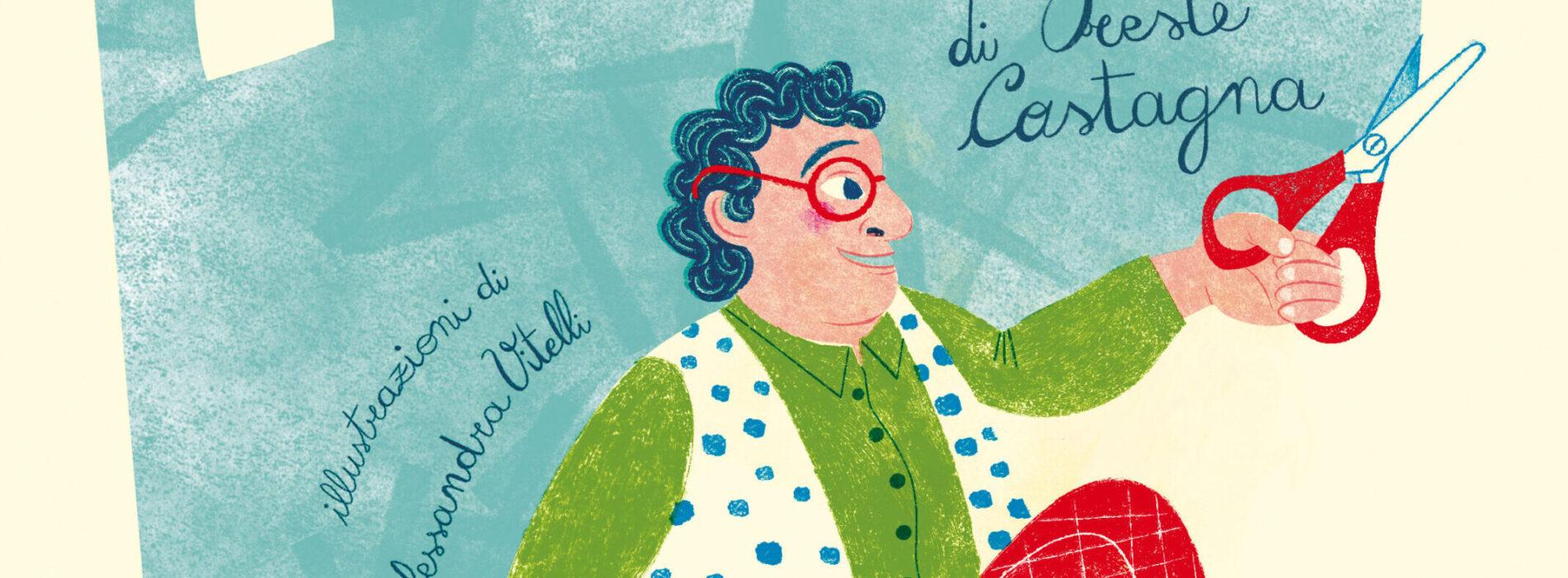 Le Cartastorie, in libreria il libro per bambini nato da un'idea di Michele Casella