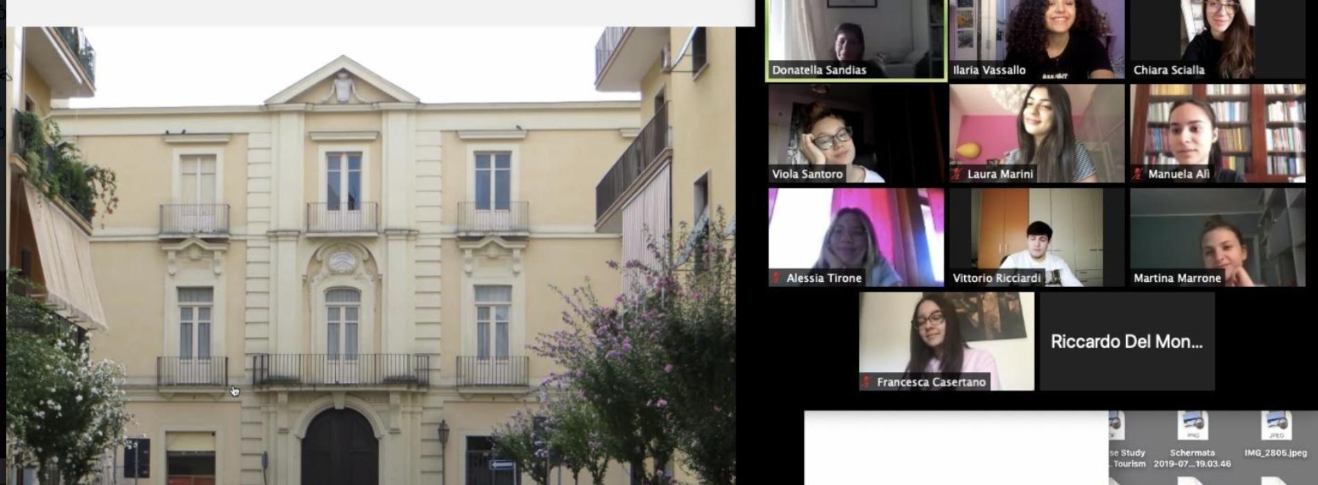 Adottato Palazzo Paternò, il video del Manzoni va in Archivio