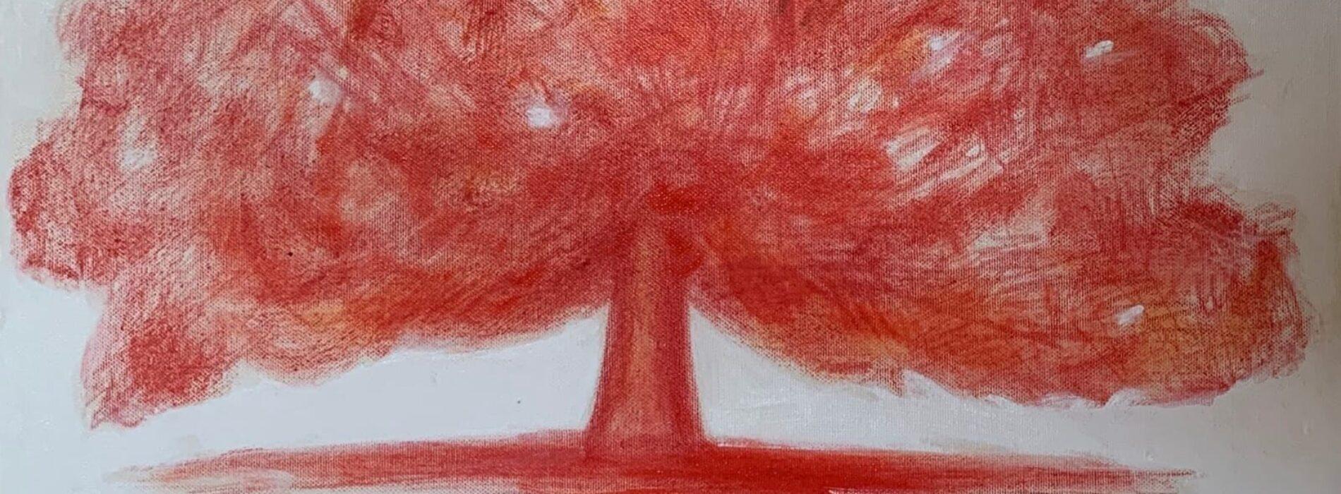 Giovanni Tariello al Vovo Pacomio, l'albero è un autoritratto