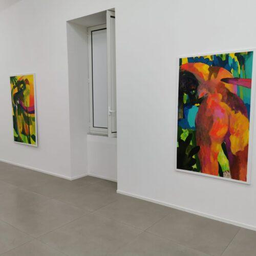 Galleria Pedana, a sei artisti il compito di accendere la luce