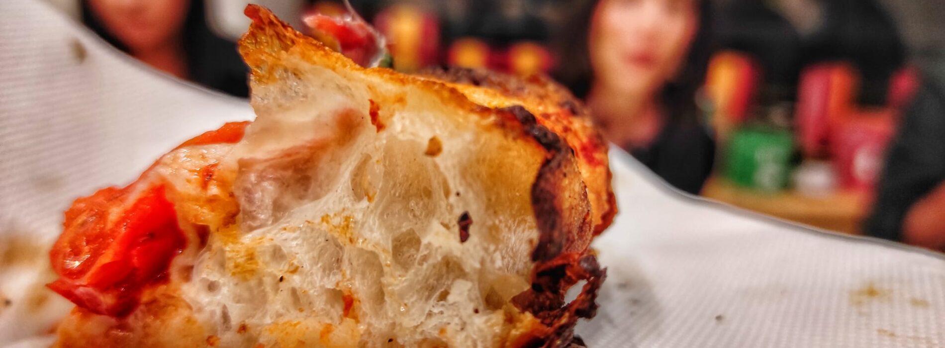Guida Pizzerie d'Italia Gambero Rosso, due spicchi a Luca Doro