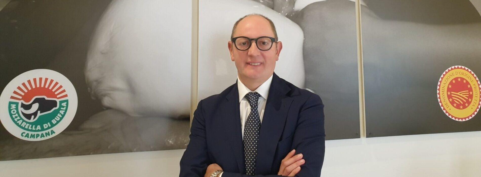 Mozzarella Dop, Raimondo riconfermato alla guida del Consorzio