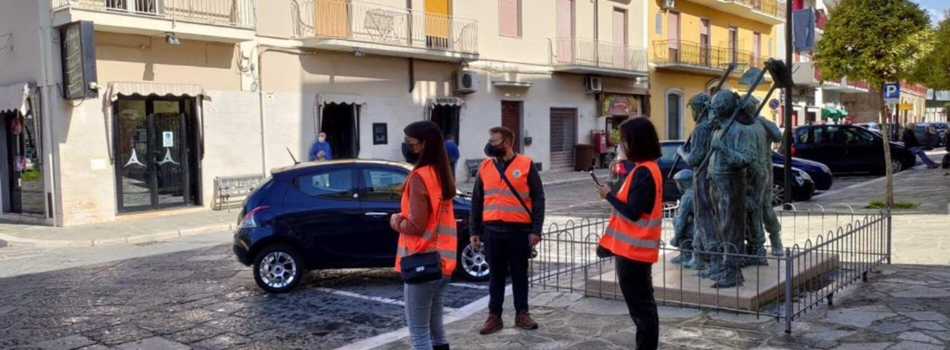 Covid, il progetto dell'associazione Arca porta i volontari in strada
