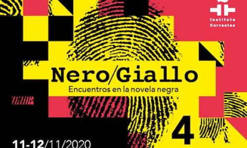 """Nero/Giallo, al Cervantes la """"novela negra"""" viaggia sui social"""